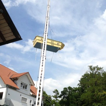 Autokranvermietung in Leonberg