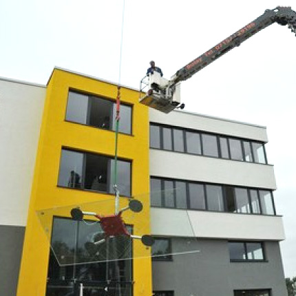 Glassauger Autokranverleih Leonberg